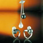 anelli contrarie perle